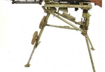 Tedesco MG-34. La mitragliatrice della seconda guerra mondiale