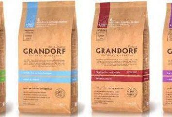 """Food """"Grandorf"""" dla psów i kotów: opis i recenzje"""