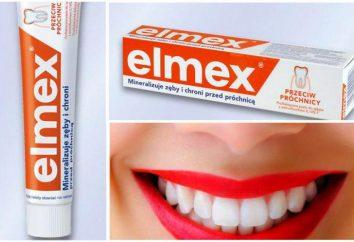 """Dentifricio """"Elmeks"""": recensioni, composizione"""