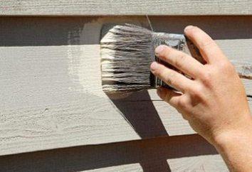 Na zewnątrz farba na drewnie: doskonała ochrona budynków i bezbłędne pokrycia
