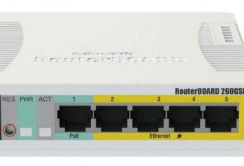 Router MikroTik, konfiguracja sieci VLAN: instrukcja
