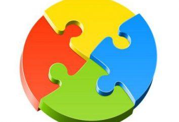 Puzzle – este passatempos criativos e intelectuais