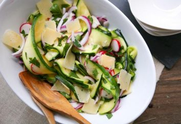 courgettes fraîches: recette