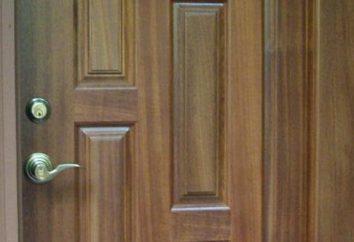 Naprawa drzwi wejściowych metalowych z rękami