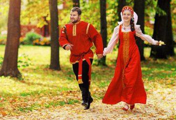 Brautkleider im russischen Stil: Russische Modelle und Arten von Hochzeitskleid