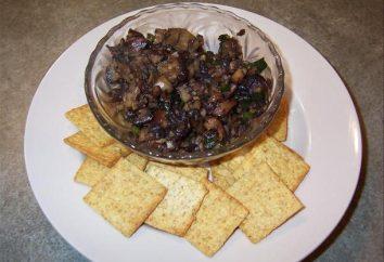 Caviar da funghi – una grande merenda!