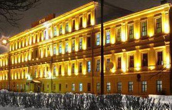 Technological University State Kostroma: adres, zdjęciami, wydziały, specjalności