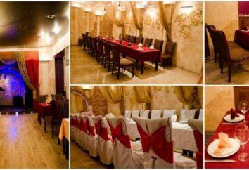 Restaurant « Château céleste » (Vladivostok): le vol joyeux