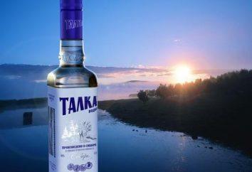 """""""Talca"""" (wódka): Opinie konsumentów"""