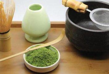 O chá japonês é útil?