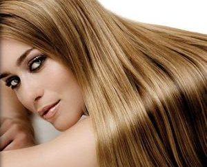 Piękno włosów w domu