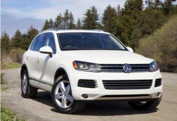 "Przegląd nowego ""Volkswagen Touareg"""