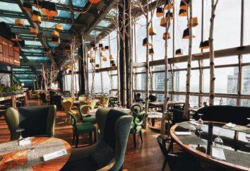 Sixty – ristorante, Mosca. Indirizzo, menù