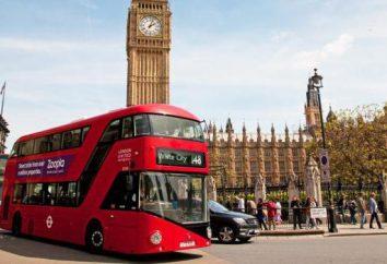 Do najbardziej interesujących faktów o Londynie