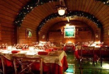 restauracji rybnych w Moskwie: przegląd, opinie, menu, adresy, zdjęcia