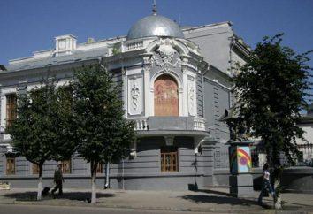 Uljanowsk Teatr Lalek nazwane Ludowy Artysta ZSRR V. M. Leontevoy adres, repertuar