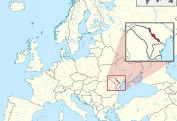 Dove è la mappa Transnistria? Il centro geografico dell'Europa!