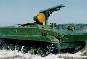 "sistema anticarro ""Chrysanthemum"". Semovente complessi missile anti-carro ""Chrysanthemum-S"""
