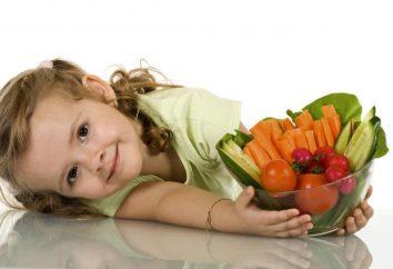 Vitamines pour les enfants à partir de 3 ans: commentaires