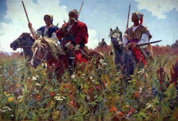 caractéristique Andria du roman « Taras Bulba » par Gogol