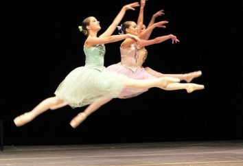 Skok w balecie – jeden z najtrudniejszych figur tanecznych
