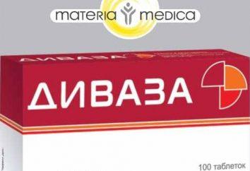 """""""Divaza"""" – referencje pacjenta. Opis preparatu, instrukcje użytkowania"""