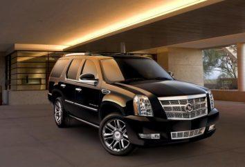 Hybrydowy Cadillac Escalade: kiedy minusy niż plusy więcej