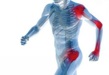 Chorób, w których występuje zapalenie kości
