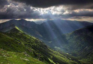 Montanhas dos Balcãs: caracterização completa