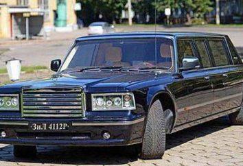 Nowy ZIL – limuzyna dla prezesa