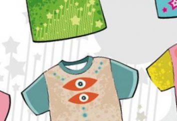Application de logo sur les vêtements, la broderie, l'impression de transfert, sérigraphie
