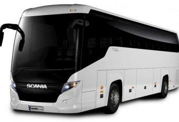 Bus « Scania » – les meilleurs assistants pour le transport de personnes
