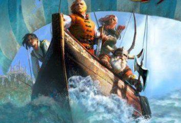 Passage von Drakensang: Am Fluss der Zeit. Die Wahl der Charakter, Fähigkeiten, Waffen
