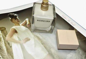"Espíritus ""Rodríguez Narciso"" (hembra): almizcle en el corazón Narcisso"