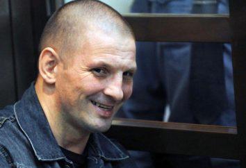 Sergej Butorin – Strafverfolgungsbehörde, der Führer Orekhovskaya OPG. Lebenslange Haft
