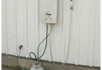le débit d'eau électrique domestique