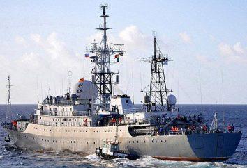 """Victor Leonov"": por que o navio provoca pânico, para que finalidade foi construído onde há agora?"