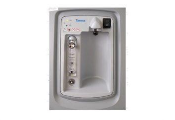 concentratore portatile di ossigeno per uso domestico: una panoramica, descrizione, tipo, istruzioni per l'uso e il feedback