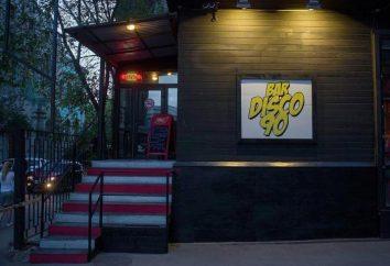 """Place pour les parties rétro – """"Disco Bar 90"""""""