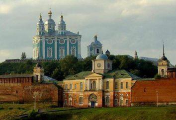 Smolensk, catedral da suposição: descrição, endereço