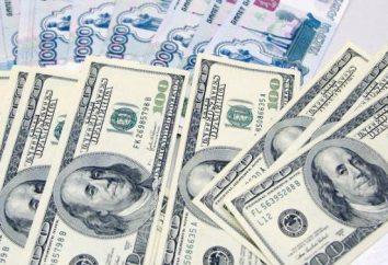 Où roubles de change rentables pour dollars à Moscou, Saint-Pétersbourg, Krasnoïarsk