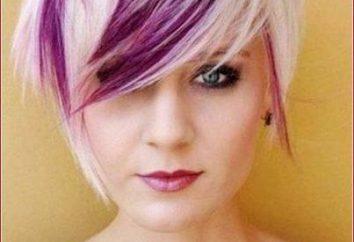 Barwienie twórczy. Postacie i techniki barwienia włosów