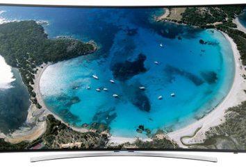 Telewizor Samsung UE48H8000AT: opinie, opisy, specyfikacje, konfiguracja i zarządzanie. zakrzywionym ekranem