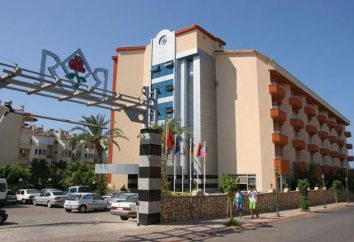 Raina Beach Hôtel 4 *, Turquie: photos, prix et commentaires