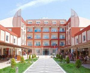 West Side Park Hotel 4 * (Turquie / Side): photos, prix, descriptions et commentaires