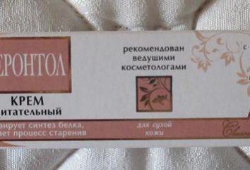 Crème « Gerantol »: un examen. Crème pour le visage de l'usine « Liberté »