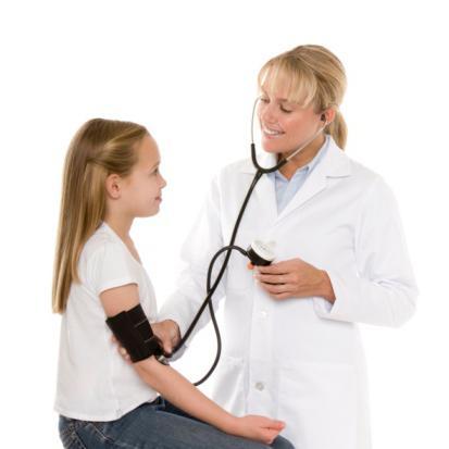 La pressione di un bambino di 10 anni: il tasso. pressione..