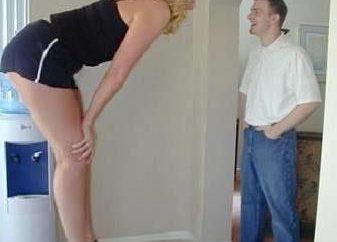 Ciò che conta per le ragazze altezza media