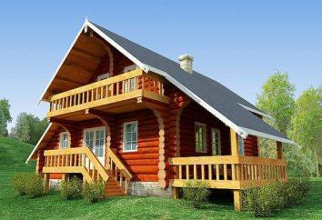 """""""Pinotex"""" Holz – zuverlässiger Schutz Ihres Hauses"""