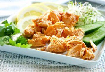 Bardzo smaczne ryby nerkę: jak przygotować go na różne sposoby